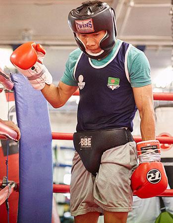 Ali Jacko Boxing
